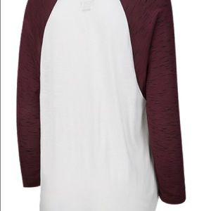 Roxy Tops - 🔥💯 Roxy Women's BTS Raglan Shirt medium